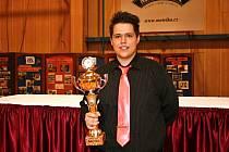 Jaroslav Lassak se stal vítězem třínáctého ročníku soutěže v míchání horkých nápojů ve Slavkově u Brna.