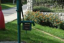 Nedostatek vody není v létě na Vyškovsku nic výjimečného, přesto mají obce většinou nefunkční studny. Ilustrační foto.