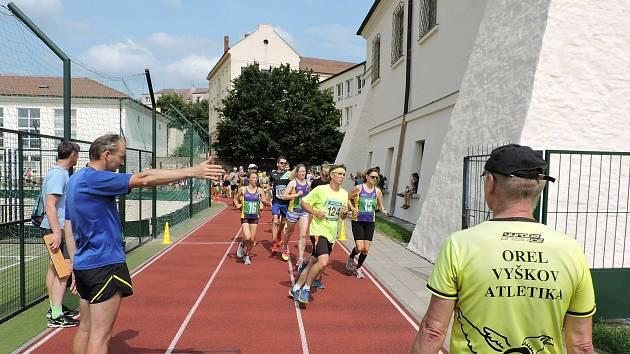 Běh kolem Vyškova, Vyškovská dvanáctka zaznamenal už 31. ročník.