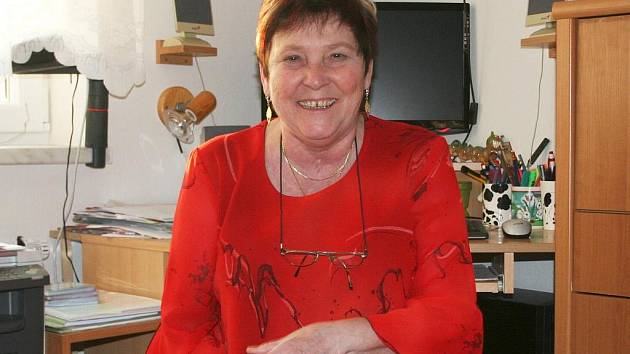 Jaroslava Bednářová je předsedkyní Asociace Paprsek Vyškov.