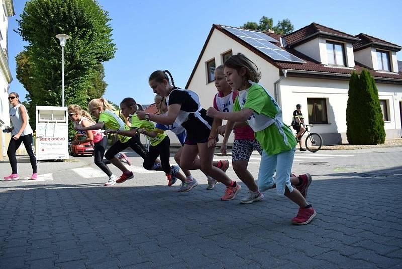 Dalším závodem Orelské běžecké ligy byl Obřanský kros.