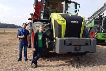 Dne 23. září 2020 se uskutečnila tradiční soutěž žáků oboru Agropodnikání a Opravářů zemědělských strojů v orbě.