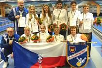 Kuželkářky TJ Valašské Meziříčí získaly na Evropskékm poháru v Německu skvělé stříbro.