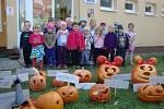 Děti z Mateřské školy Bučovice, pracoviště Vícemilice.