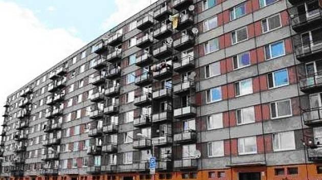 Bytový dům na Sídlišti Osvobození 50–54 patří Vyškovu.