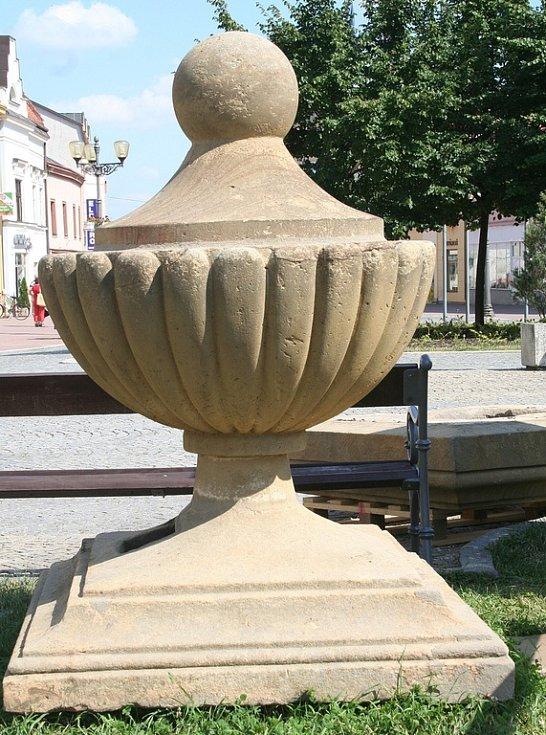 Studna na vyškovském náměstí projde opravou.
