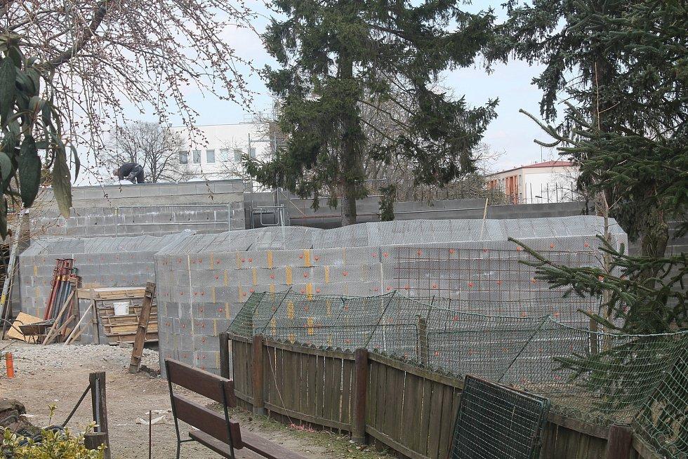 V nově budovaném pavilonu uvidí zájemci psy dingo.