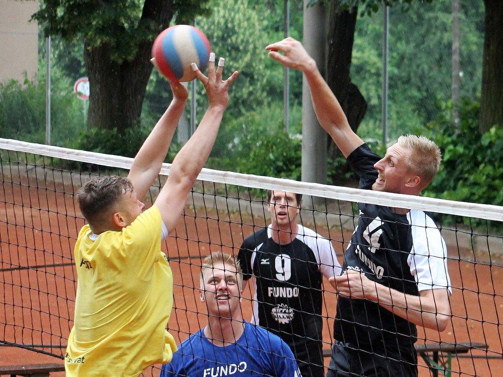 Smečař Adam Mrázek posílil Bučovice, ale o mistrovské body hrál naposledy v dresu Holubic.