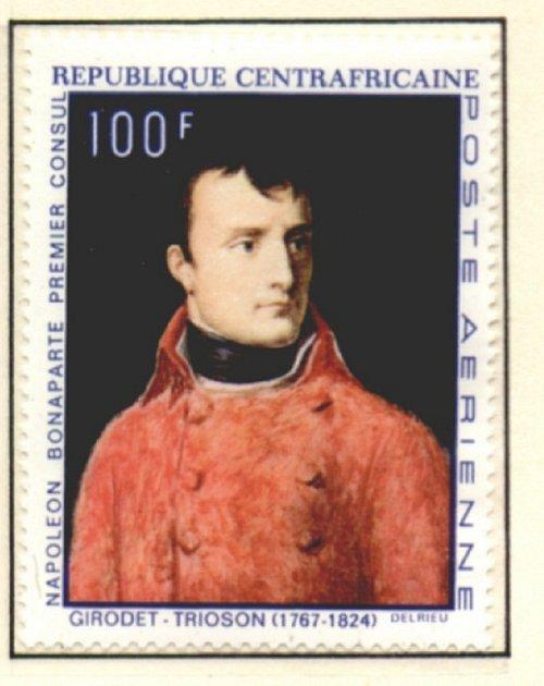 Výstava známek s napoleonskou tématikou