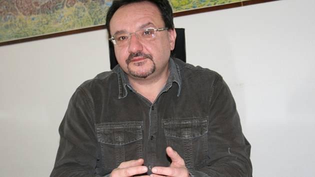 Vedoucí odboru životního prostředí vyškovského městského úřadu Jiří Kutálek pracuje na úřadě od jeho vzniku.