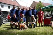 SDH Kloboučky si vypojoval první místo v soutěži.