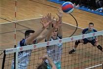 Volejbalistům Sokola Bučovice se vstup do I. ligy podařil. Bez větších potíží porazili Staré Město.