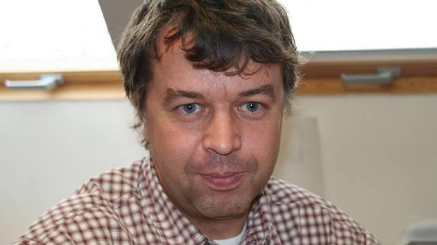 Vyškovský exekuční soudce Aleš Vylam