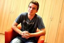 Patnáctiletý Michal Klíč získal třetí místo v celorepublikové soutěži Komenský a my.