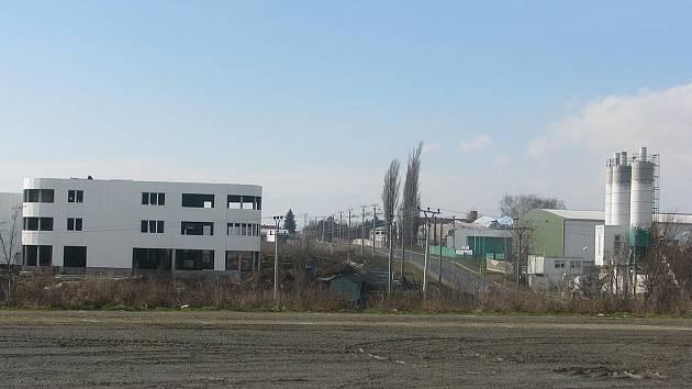 Nová průmyslová zóna Nouzka II