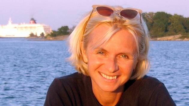 Slavkovanka Šárka Navrátilová už mnoho let jezdí po světě. Byla skoro na všech kontinentech.