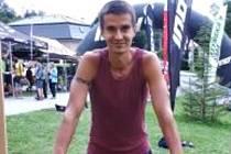 Petr Hének, běžec AK Drnovice.