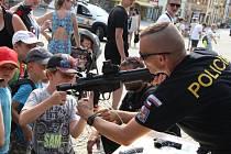 Policisté se na Vyškovsku snaží klást důraz na osvětu a prevenci.