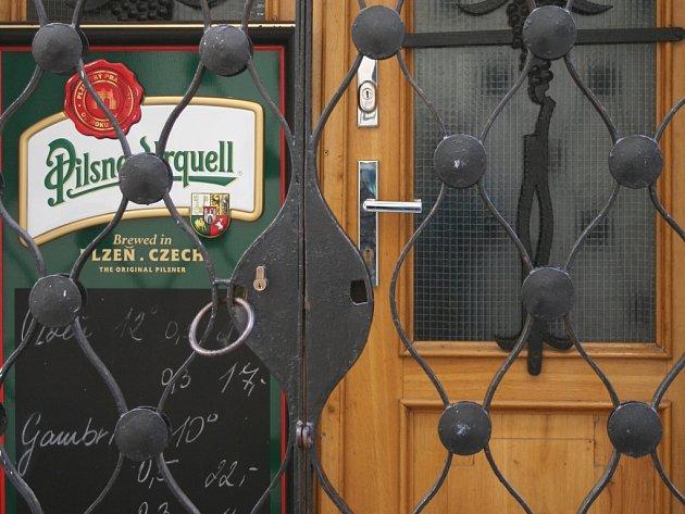Radniční vinárna - ilustrační foto.