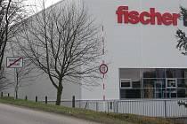 Ivanovičtí nechtějí průmyslovou zónu. Firma Fischer v Ivanovicích na Hané.