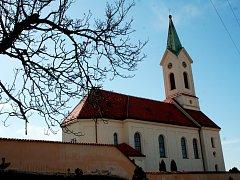 Švábenický kostel.