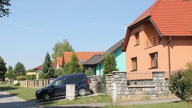 Problém s ucpanou kanalizací mají v celém Slavkově. Největší je na Zlaté hoře, kde se nejvíc staví.
