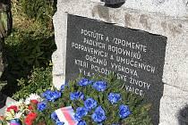 Vyškované si připomněli válečné veterány.