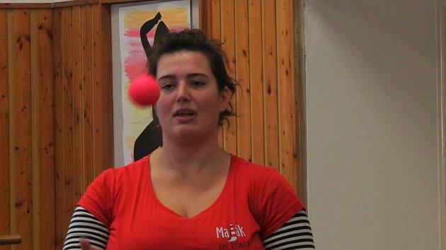Kejkle vMajáku: děti žonglovaly i sLopatou