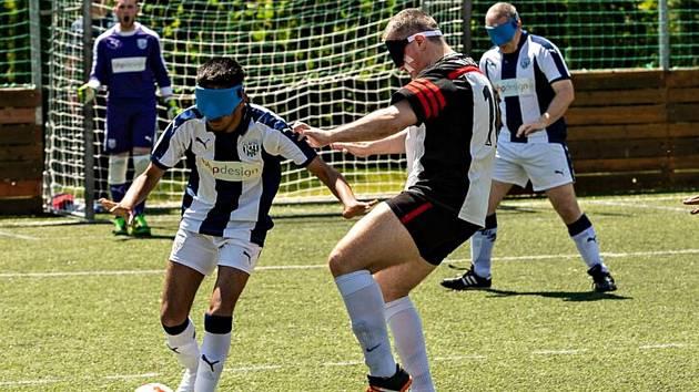 Sedmý mezinárodní turnaj nevidomých fotbalistů Blind Football Cup proběhl v Bučovicích.