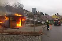 Na Vyškovsku loni hořelo nejvíc za posledních devět let. Nejvíc požárů bylo zaznamenaných v březnu, dubnu a květnu.