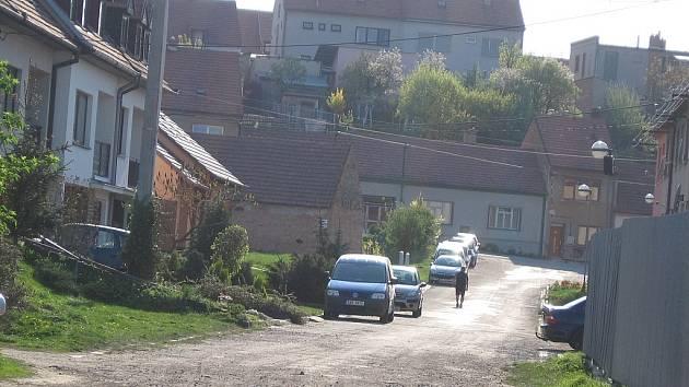 Lokalita U Hřiště v Letonicích na Vyškovsku