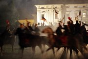 V sobotu se ve Slavkově u Brna konaly Napoleonské hry.