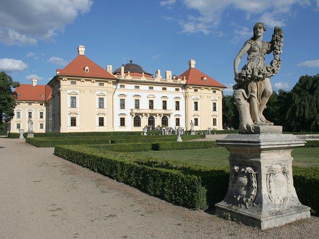 Zámek Slavkov – Austerlitz.