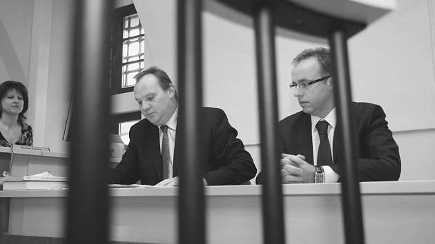 Podle vyškovského státního zástupce Radka Hůlky vyškovský okresní soud řeší případy poměrně rychle. Ilustrační foto