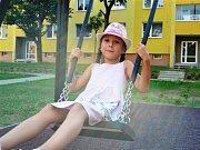 Druhá etapa regenerace sídliště Dukelská má potěšit hlavně malé děti.