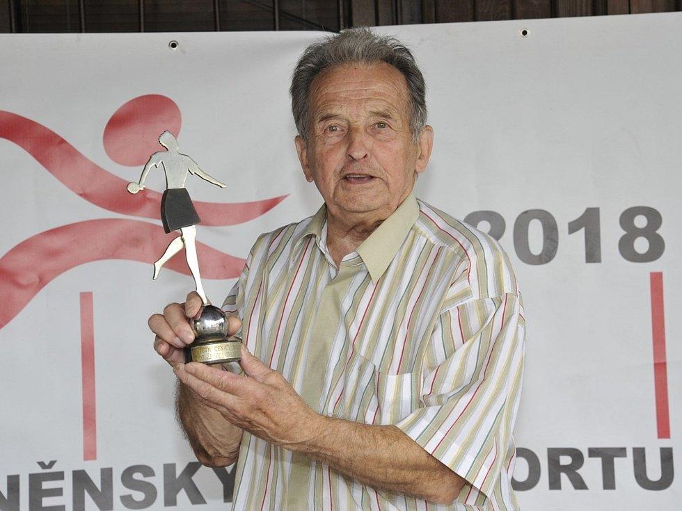 Bývalý generální sekretář Orla Božetěch Kostelka.