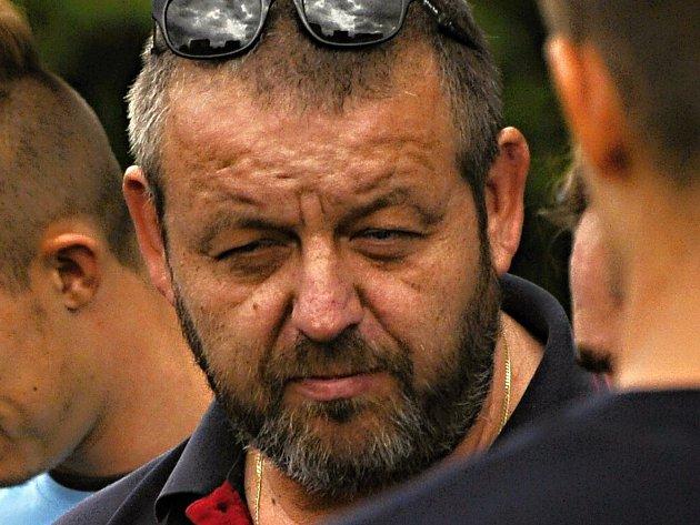 Milan Wognitsch trenér ragbistů Jimi Vyškov.