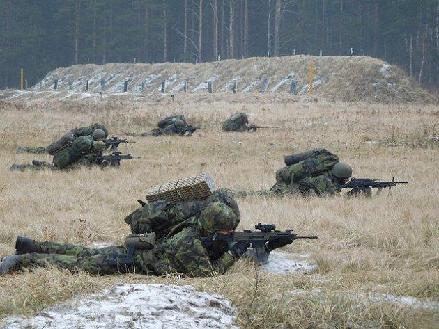 Vojáci ze 74.lehkého motorizovaného praporu plukovníka Bohuslava Malečka vBučovicích se aktuálně účastní cvičení Training Bridge 2017vLitvě. Jde osoučást plánované výcvikové aktivity zemí Visegradské skupiny a pobaltských států vletošním roce.