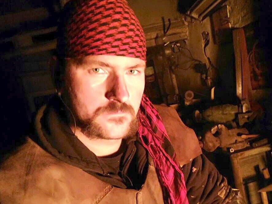 Martina Hledíka z Pavlovic kovářství zaujalo už v dětství. První kovárnu měl ve třinácti letech.