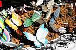 Slavkovský Václavský jarmark každoročně navštíví tisíce lidí. Davy návštěvníků do města zamířily i letos. Děti ocenily dílničku, dospělí poctivý jihomoravský burčák.
