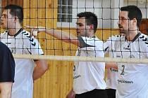 Jednou z posil volejbalistů Sokola Bučovice pro II. ligu je Filip Hanák, který přišel ze Sokola Palkovice.