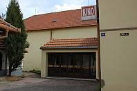 Budova kina Jas ve Slavkově u Brna není v dobrém stavu.