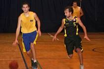 Basketbalisté Vyškova porazili v oblastním přeboru II. třídy Podolí 87:57
