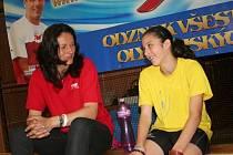 V Bučovicích proběhlo okresní kolo OVOV za účasti bronzové olympioničky a mistryně světa v trojskoku Šárky Kašpárkové.