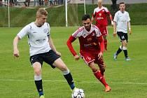 V předehrávce 30. kola MSFL prohrál tým FC Velké Meziříčí doma s MFK Vyškov 0:3.