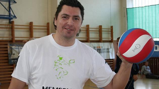 Manažer a kouč Bučovic Zbyněk Čížek.