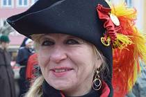 Akce k výročí událostí roku 1805 pomáhá Kolčářová organizovat každý rok.