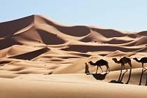 O dalekém Maroku se studenti slavkovské školy dozvěděli řadu zajímavostí.