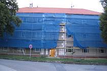 Rekonstrukce Integrované školy ve Slavkově u Brna