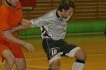 Vyškovští futsalisté Pivovaru si v dosavadním průběhu divize jižní Moravy vedou výborně. Pokud uspějí v polsedním letošním utkání, mohou poskočit v tabulce o dvě příčky.